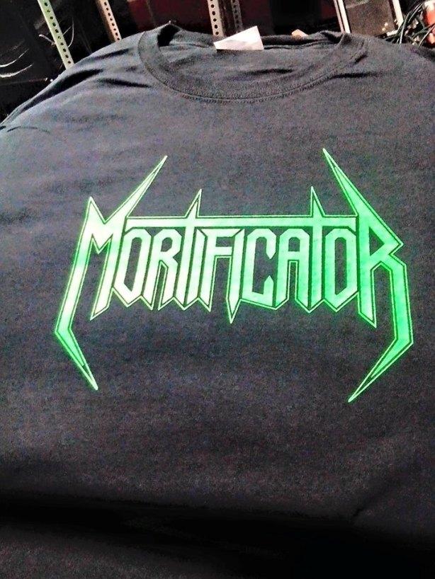 Mortificator T-Shirt!